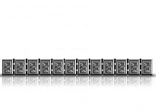 4x barettes zinc 60gr de Masse Equilibrage de 12x 5gr FINITION CHROME