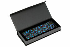 KMC X10-SL DLC 10 SPEED CHAIN 116L PROFESSIONAL STRONG WORLDS LIGHTEST BLUE