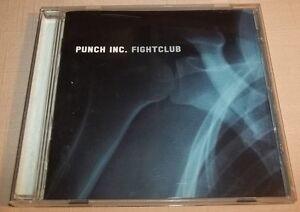 Fightclub-by-Punch-Inc-CD-Mar-2008-Ant-Zen-VGC