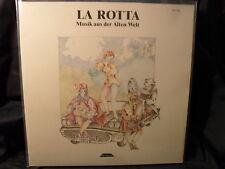 La Rotta - Musik aus der Alten Welt