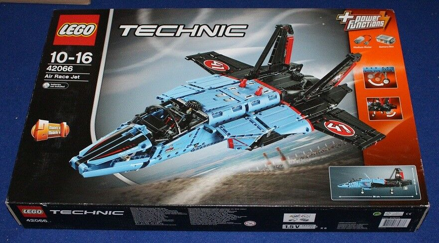 Lego Technic 42066 Air Race Jet Neu MISB