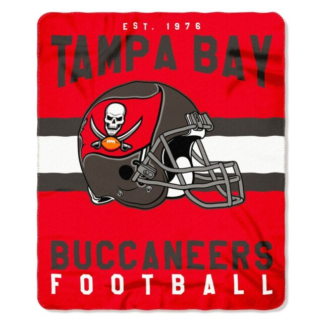 642e5b328 Tampa Bay Buccaneers Official NFL Licensed 50 X 60 Fleece Blanket - Marquee  Styl