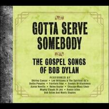 Gotta Serve Somebody: The Gospel Songs of Bob Dylan by Various Artists (CD, Columbia (USA))