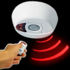 PENTATECH Deckenalarm DA02 Fernbedienung PIR Bewegungsmelder Hausalarm Minialarm