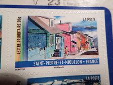 FRANCE 2011, TP AUTOADHESIF ANNEE des OUTRE-MER SAINT-PIERRE-ET-MIQUELON neuf**