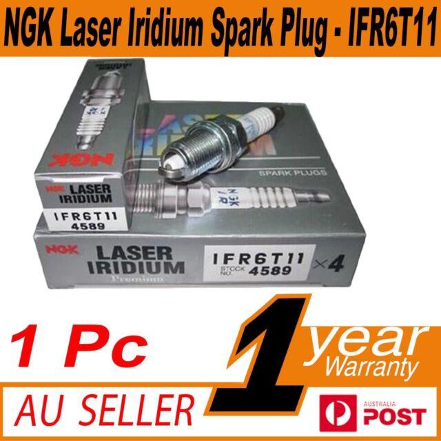 NGK Iridium Spark Plug - IFR6T11