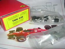 Tameo Kits 1:43 KIT TMK 026 Ferrari 156/85b F.1 Italian GP 1985 Alboreto/Johanss
