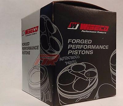 Wiseco Suzuki  RM125 RM 125 Piston Kit 55mm 1mm Overbore 1988