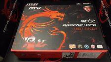 "MSI 15.6"" Gaming GE62 Apache Pro i7-6700HQ Nvidia GTX 970 3GB GDDR5 16GB/128 SSD"