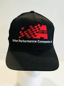 Image is loading Action-Performance-Companies-Hat-Trucker-Cap -Black-Snapback- c6c2f9479c9