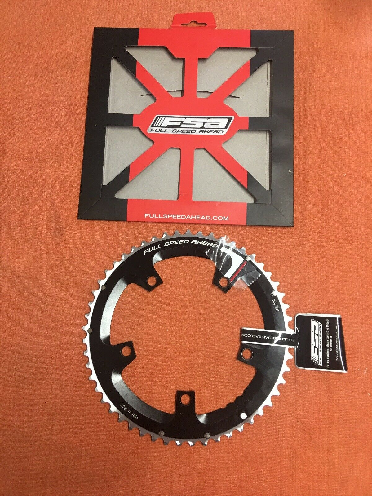 Fsa Full  Speed Ahead 53 39 130mm BCD  the best online store offer