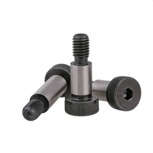 High Tensile 12.9 Hex Socket Cap Shoulder Screws Allen Key Bolt M6 M8 /& ¢10 ¢8
