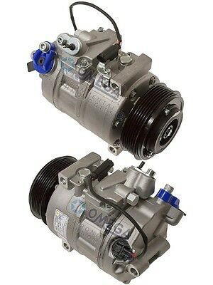 New AC Compressor with Clutch Fits 2006-2007 BMW 530i 530xi 3.0L Engines