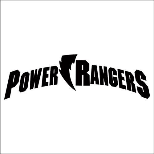 Alpha 5 Choose Size /& Color Zordon Ivan Ooze Power Rangers Decal