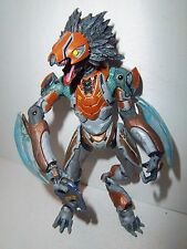Halo Reach Series 5 **SKIRMISHER MURMILLO** Figure 100% Complete w/ Weapon!!