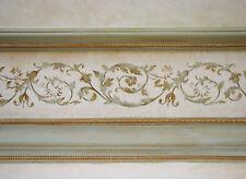 Versailles Border Stencil - Elegant Border Stencil for Classical French Decor