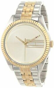 Tommy-Hilfiger-Womens-Analogue-Classic-Watch-with-Stainless-Steel-Strap-1782083