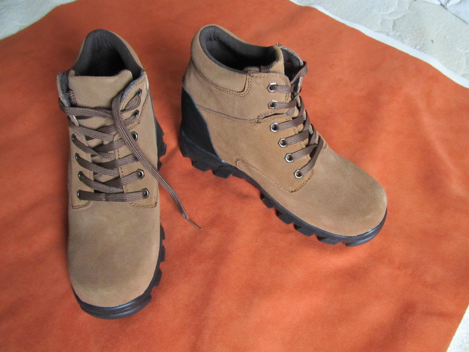 Herren Schuhe Größe 41 (40,5)-ca.10cm -unsichtbarer Absatz ! Plateau , Bertulli