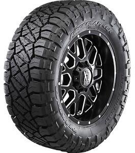 33 12 50 20 >> 4 Nitto Ridge Grappler 33x12 50r20lt Tires 12 Ply F 119q 33 12 50 20