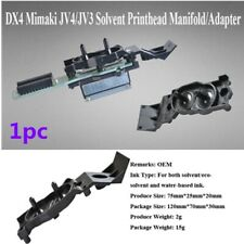 Hot Oem Dx4 Solvent Printhead Manifold Adapter For Roland Mimakimutoh