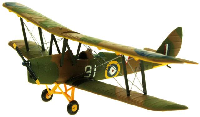 AVIATION72 AV7221003 1/72 Dh82a Tiger Moth Raf Entraîneur T-6818