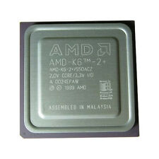 AMD K6 2+ 550ACZ SOCKET 7 BRAND NEW!