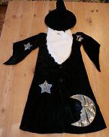 Pottery Barn Kids Wizard Magician Costume Kids Size 4-6