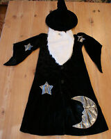 Pottery Barn Kids Wizard Magician Costume Kids Size 4-6