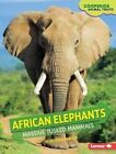 African Elephants: Massive Tusked Mammals by Hirsch Rebecca Eileen (Hardback, 2015)