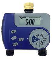 Orbit Dual Valve Digital Watering Hose Timer - Water Faucet Hose Bib Timer, New, on sale