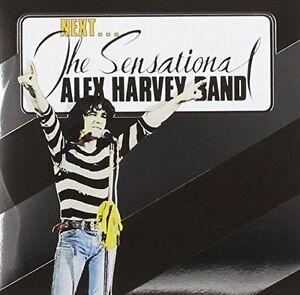 NEW-CD-Album-Sensational-Alex-Harvey-Band-Next-Mini-LP-Style-Card-Case