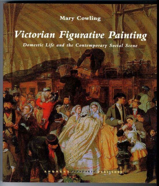 Victorian Figurative Painting: Domestic Life & the Social Scene, genre painting