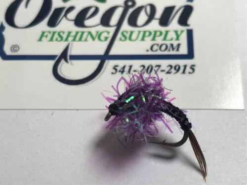 6 fly FREE shipping on All Additional items! Steelhead Hammer Blue #8
