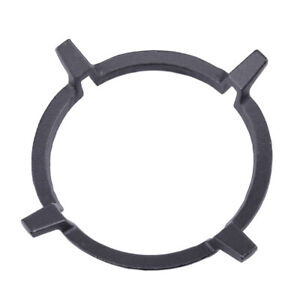 Wok Support Holder Cast Iron Pan Boiling Ring For Cooktop Hob Stove Cooker A2
