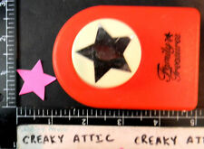 STAR LARGE PAPER PUNCH FAMILY TREASURES