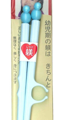 "6.25/""L Japanese Children Kids Learning Training Plastic Chopsticks Made in Japan"