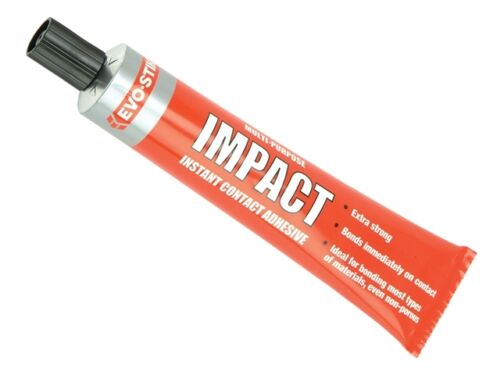 Instant Contact Adhesive Evo-Stik IMPACT 30g or 65g Tube