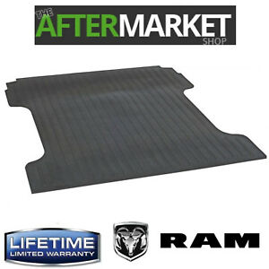 New Heavy Duty Rubber Bed Mat 2003 2018 Ram 2500 3500 8