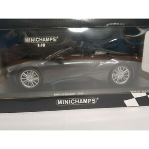 BMW i8 ROADSTER 2018 LIMITED EDITION MINICHAMPS 1/18 BOITE NEUVE