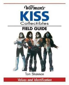 warman s kiss field guide values and identification tom shannon