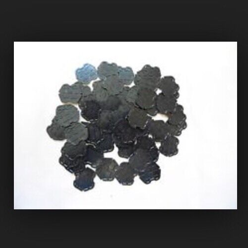 Lot of 105 Black Type I Tokettes Greenwald Industries GI Tokette Laundry Tokens