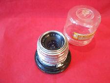 Objektiv Lens Agfa Color-Solinar 1:2,8/50