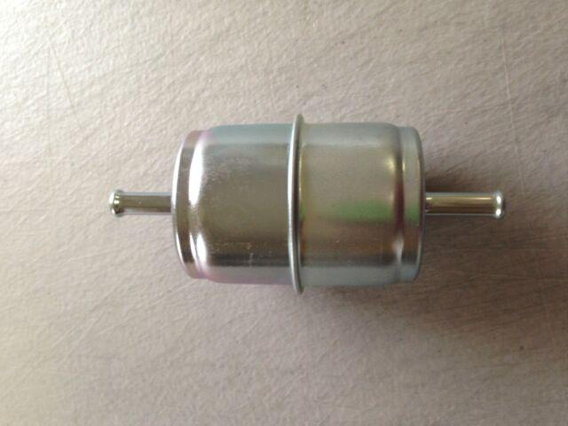 "GKI GF68M 1//4/"" Metal Inline Gas//Fuel Filter fits G1 33031 F20117"