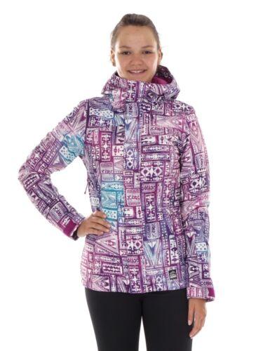 Kapuzenjacke Warm Patrol O'neill Snowboardjacke Skijacke Lila Hyperdry vqOUEaw