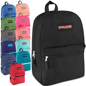 f81d23dab0 Image is loading Trailmaker-Classic-17-034-Backpack-Assorted-Colors-Girls-