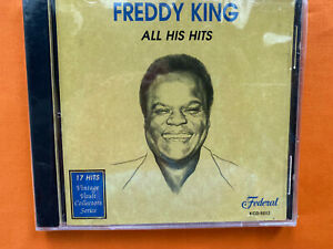 Freddy-King-All-His-Hits-CD-new-amp-sealed