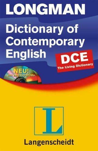 Longman Dictionary of Contemporay English (DCE 4) (2005, Taschenbuch), ohne CD's
