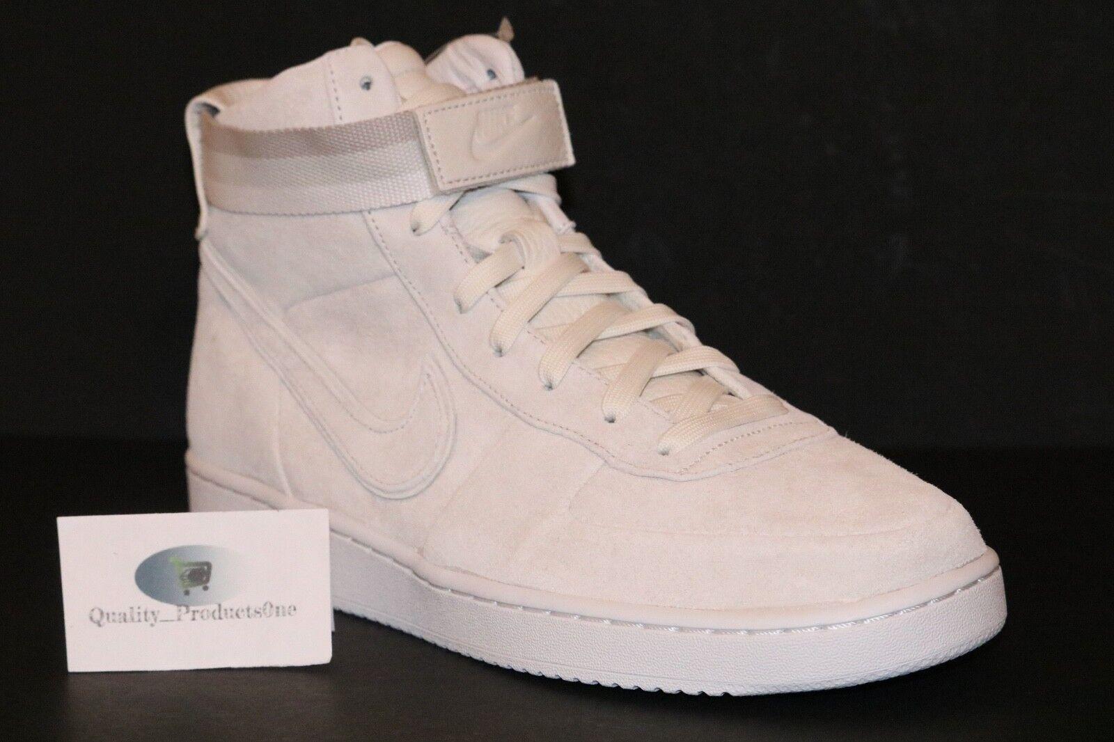 Nike Vandal High Premium John Elliott Sail White AH7171 101 Size 9.5-11