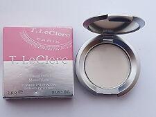 T. LeClerc Shimmer Eyeshadow Powder(118 Blanc Perle)