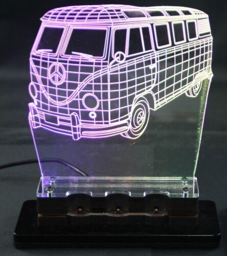 Touch-Lampe Peace-Bus ws2812b DEL Lampe Effet Avec Télécommande
